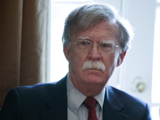 John Bolton Will Be in Singapore for North Korea Summit