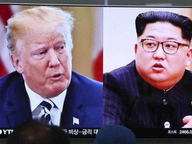 Poll: Favorability Ratings for Trump, Kim Jong-Un Skyrocket in South Korea