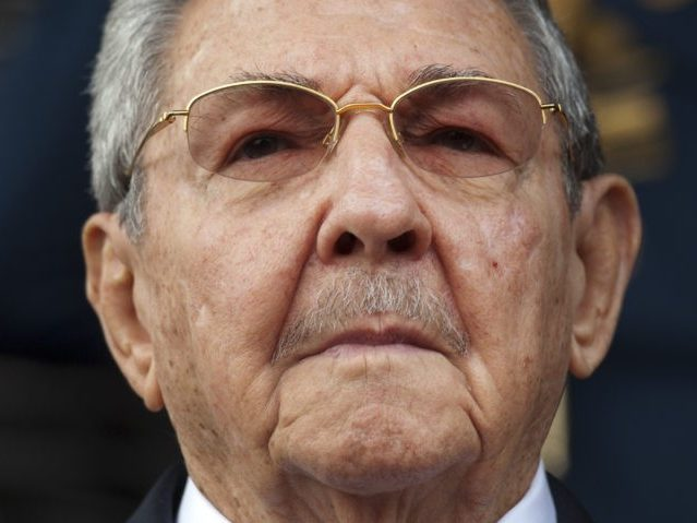 Cuba Victims' Families Ask U.S. to Indict Raul Castro for American Citizen Murders