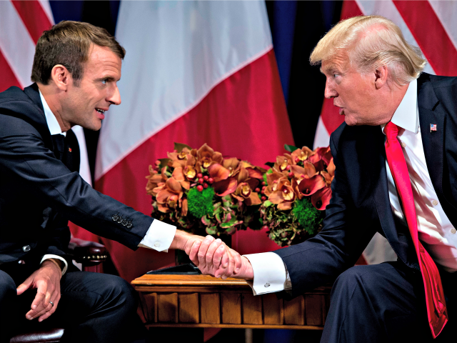 Report: Trump Encouraged Macron Take France Out of EU, Offered Bilateral Trade Deal