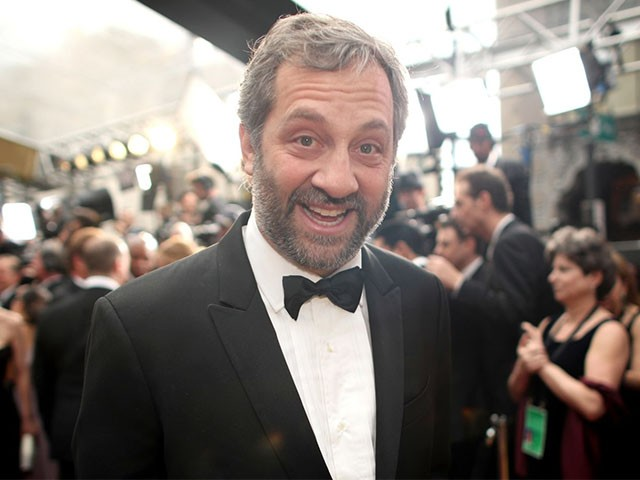 Judd Apatow: 'Trump Is a Nazi. The Debate Is Over'