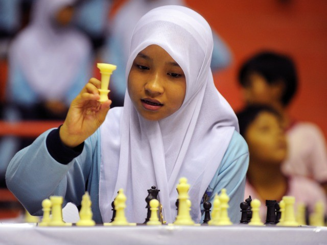 Chess Star Boycotts Iran Event over Strict Sharia Headscarf Law