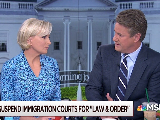 Scarborough to Trump Backers: 'Why Are You Supporting This Man?'