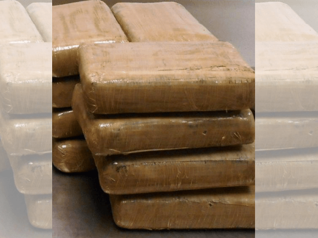 Border Patrol Agents Seize $2.5M in Cocaine in South Texas