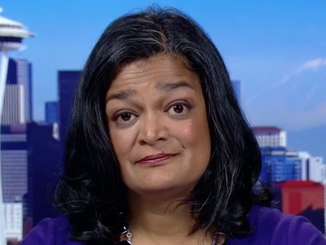 Dem Rep Jayapal: Trump, GOP Don't Want Solution to Immigration Issues --- They Create Crises to Drum Up Racism