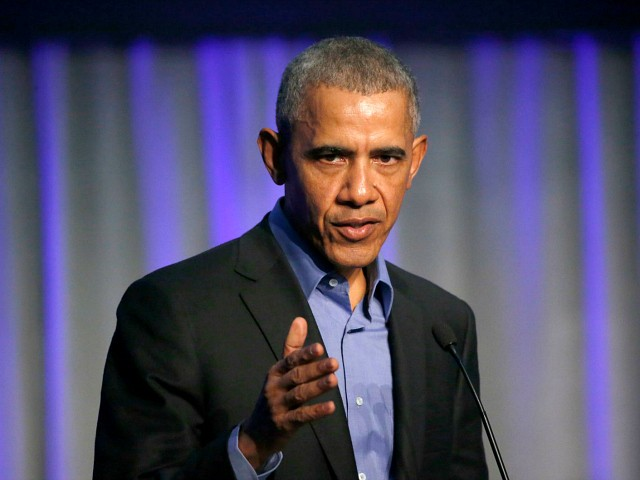 Obama Encourages Gun Controllers to Stay Committed 'No Matter How Long It Takes'