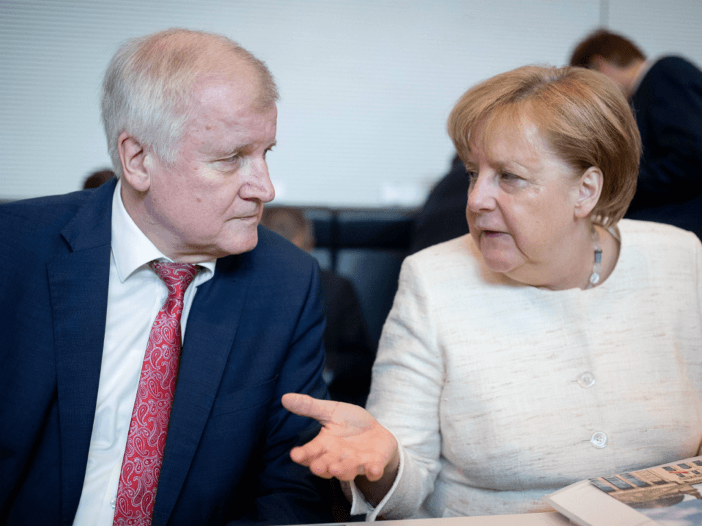 German Interior Minister 'Fully in Tune' with Italy's Salvini on Migration, Rows with Merkel