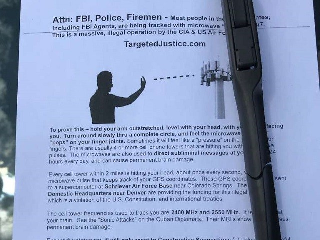 Fentanyl-Laced Flyers Placed on Texas Police Windshields -- One Deputy Exposed