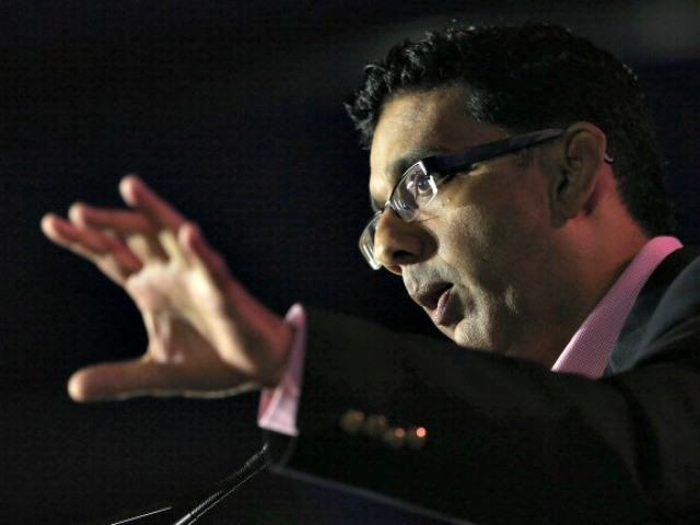 Dinesh D'Souza: Left Had Romney 'Hiding Under His Desk' with Tactics that Didn't Work Against Trump