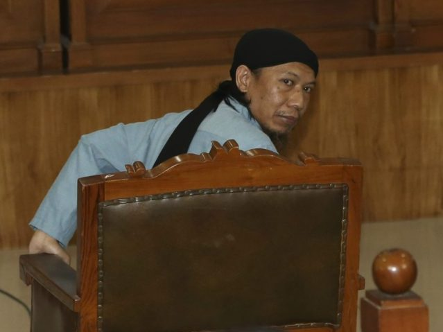 Indonesia Sentences Islamic State Cleric to Death via Firing Squad