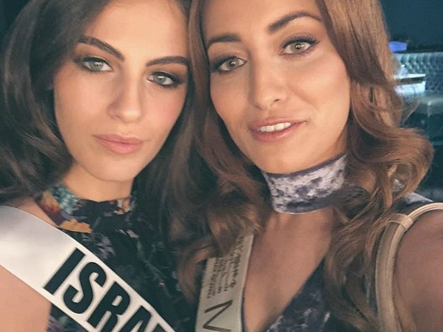 Iraqi Beauty Queen Draws Death Threats for Israel Visit