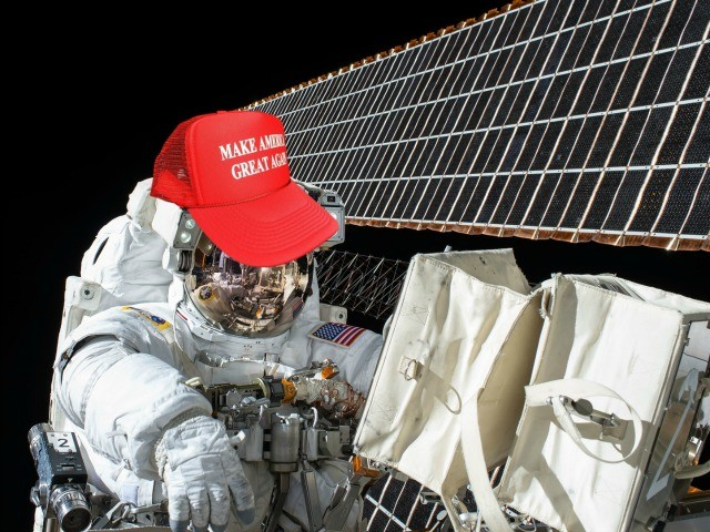 Expert: Space Exploration Industry 'Reinvigorated' by Trump's Interest