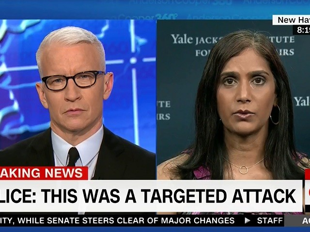 CNN's Rangappa: 'If There Is a Link' That Capital Gazette Was Targeted, Rhetoric That Press Is Enemy 'Can Be Very Dangerous'