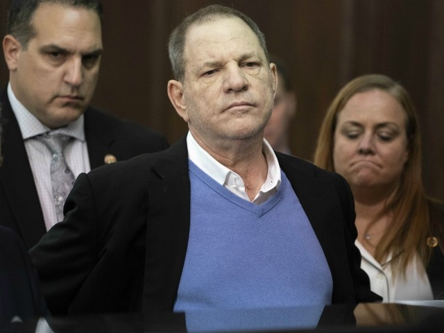 Harvey Weinstein Pleads Not Guilty to Rape Charge