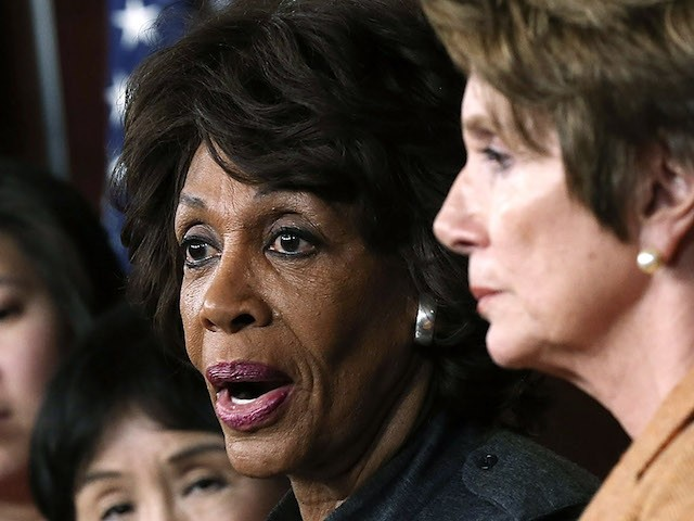 Donald Trump: 'Low I.Q.' Maxine Waters Urging Violence Against My Supporters