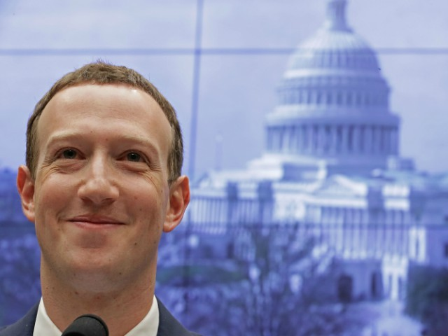 Flashback: Zuckerberg Assured Congress that Facebook, Now Publishing Mainstream News, Isn't a Publisher