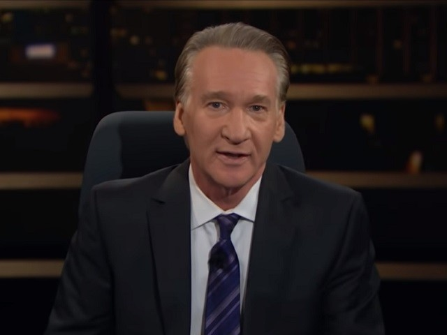 Maher Dismisses Strzok Text to Page About Stopping Trump Presidency -- 'It Was to Make the Sex Hotter'