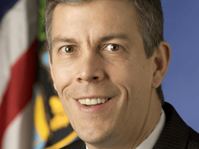 Anti-Gun Arne Duncan Sends His Children to School with Armed Security