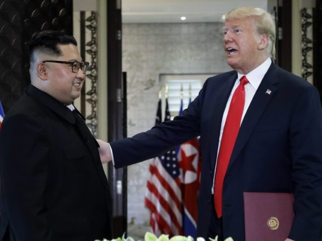 China on Kim-Trump Summit: Trump Has Too Many 'Unrealistic Ideas'