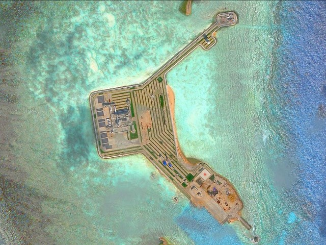 Report: Pentagon May Expand Operations in South China Sea