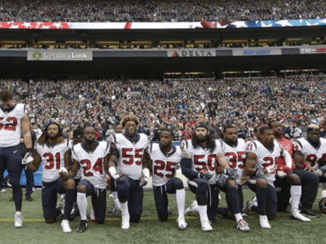 Civil Rights Groups: Making Players Stand for Anthem Puts NFL 'On Wrong Side of History'