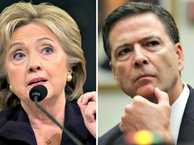 IG Report: FBI Never Designated Hillary Clinton as 'Subject' of Classified Email Probe