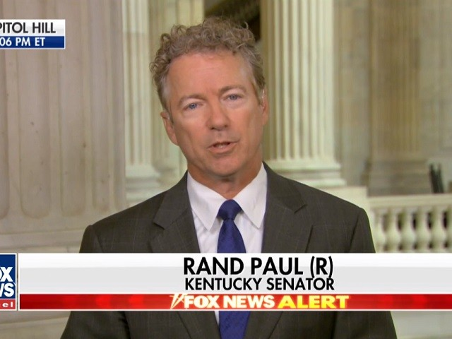 Rand Paul on John Bolton: I Hope He Was 'at the Children's Table' During Trump-Kim Summit
