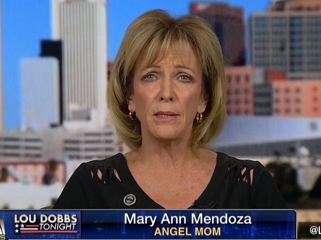 Angel Mom Mendoza: 'I Blame All Our Politicians' for 'Working Tirelessly' for Illegal Aliens Instead of Americans