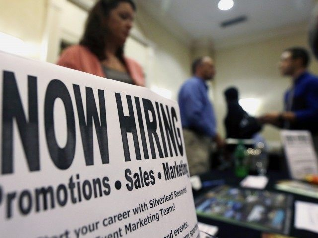 Trump's Economy Delivers Highest Level of Job Openings Ever Recorded