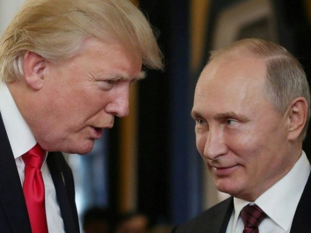 White House Confirms: Putin, Trump to Meet in Finland Capital