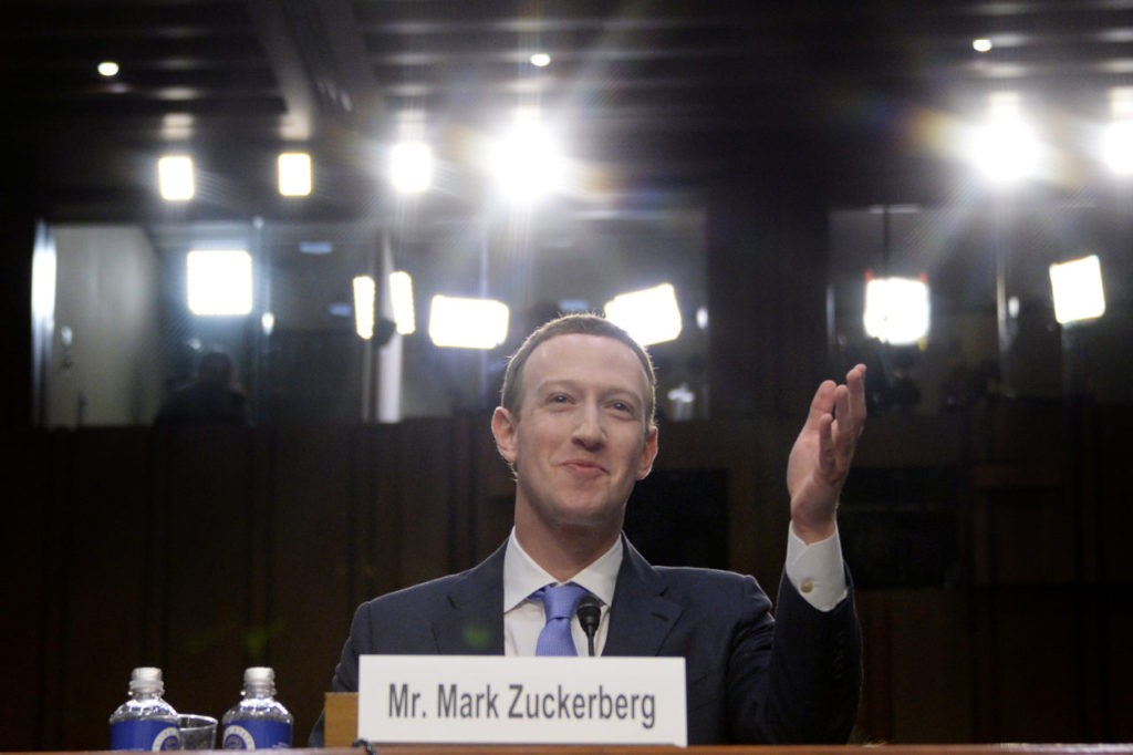 Democrat Rep: Mark Zuckerberg Lied to Congress