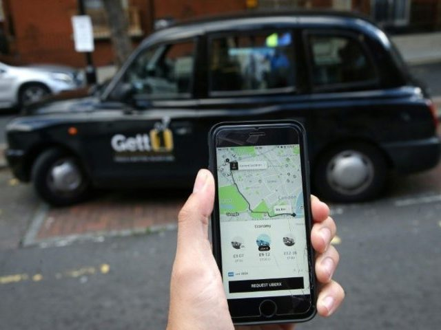 Uber Given Short-Term Operating License in London
