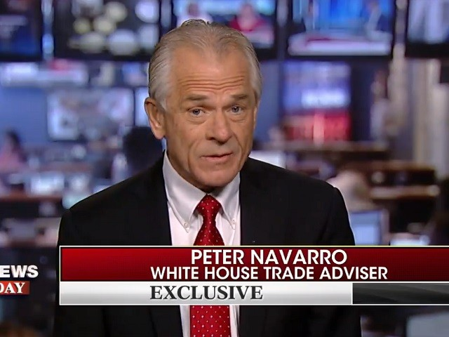 Peter Navarro on Trudeau: There's a 'Special Place in Hell' for Leaders Engaging in Bad-faith Diplomacy