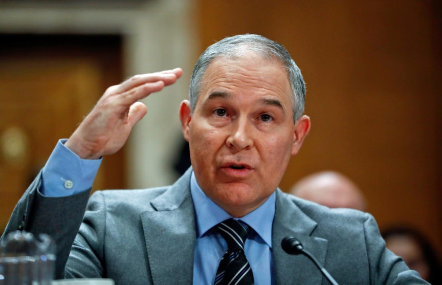 NY Times Forced to Backtrack on Scott Pruitt Hit Piece with 'Important' Correction