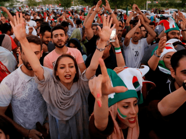 Iran Allows Women into Tehran Stadium to Watch World Cup for First Time in 40 Years