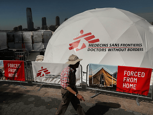 Aid Workers at Soros-Funded MSF Accused of 'Trading Medicine for Sex', Using Prostitutes in Africa