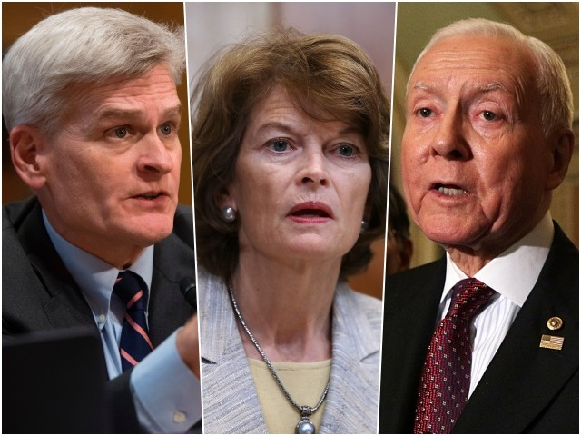 The List: Here Are the Republican Senators Demanding Trump End All Border Enforcement