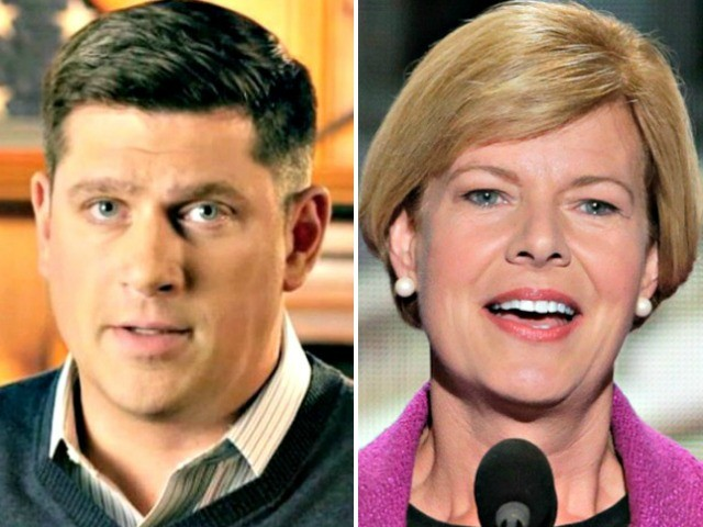 GOP Challenger Kevin Nicholson Points Out Hypocrisy of Dem Senator Tammy Baldwin