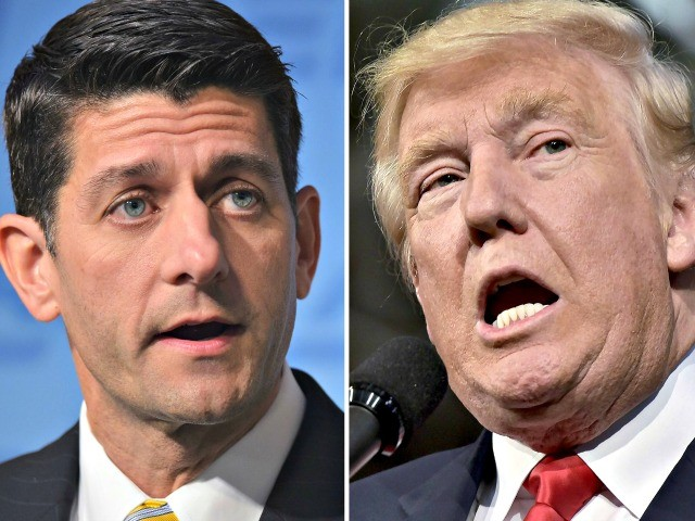 White House Does Not Endorse Paul Ryan Immigration Bill, Fails Trump's Four Pillars