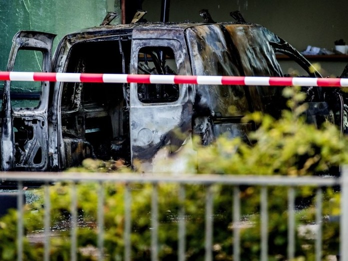 Dutch Newspaper Office Hit By Flaming Truck in 'Deliberate' Attack
