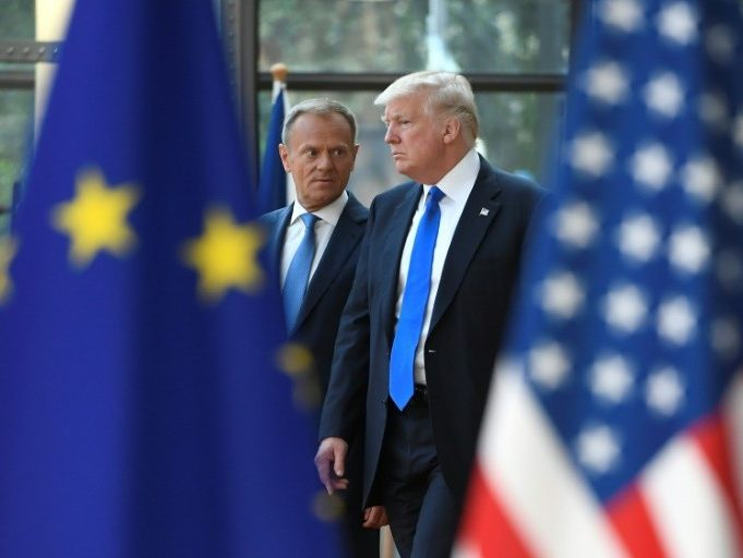 After Trump Calls for NATO Strength, EU Leaders Scaremonger over Alliance Breakup