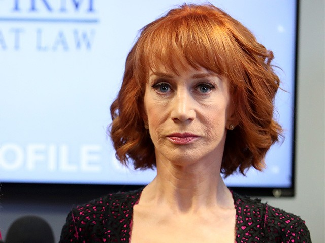 Kathy Griffin Defends Calling First Daughter 'C*nt': 'I'm Putting TBS on Notice'