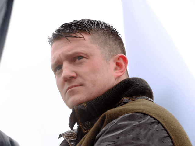 Delingpole: The Martyrdom of Tommy Robinson