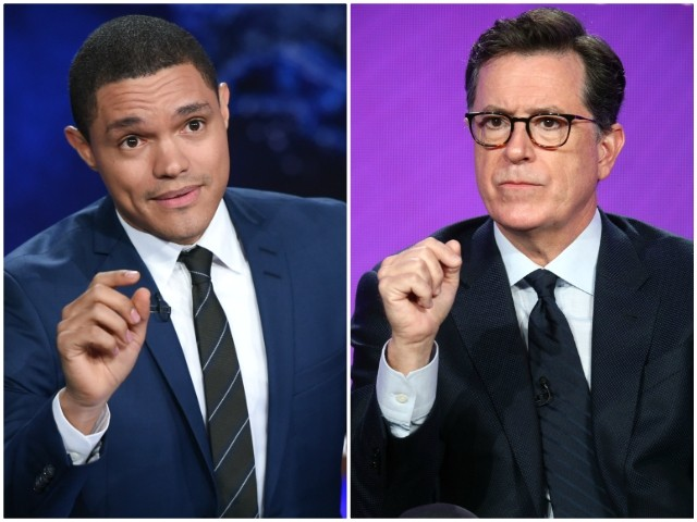 Late-Night Hosts Rip Sarah Sanders: Be Grateful Chefs Didn't Ejaculate in Your Food