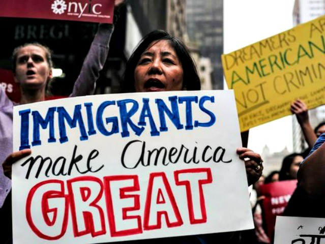 GOP Amnesty Plan Keeps Mass Legal Immigration, Chain Migration Intact