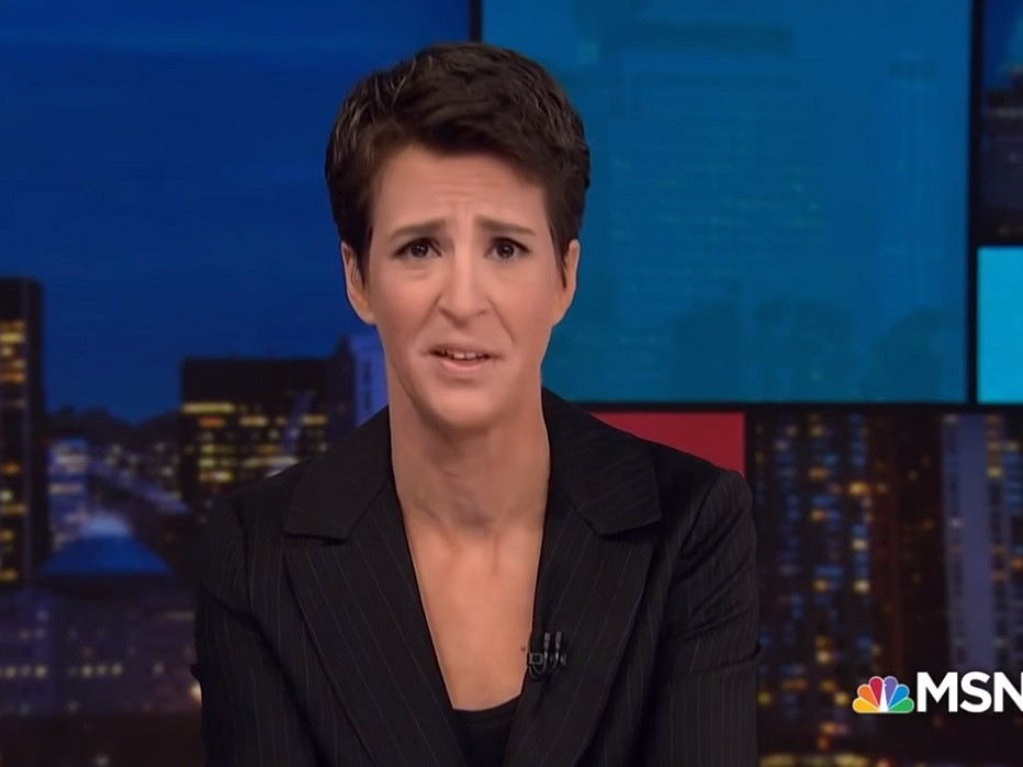 Maddow: Trump's SCOTUS Pick a 'Pull-the-Fire-Alarm Moment'