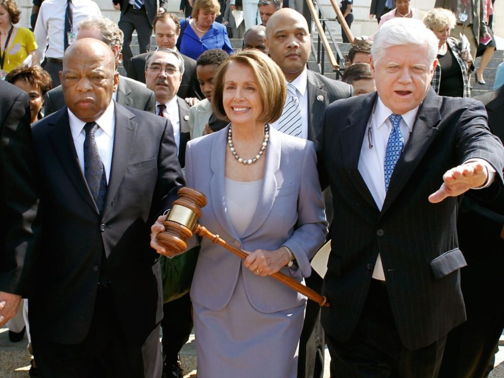 Nancy Pelosi's Leadership Faces New Threats from Rebels in Democratic Caucus