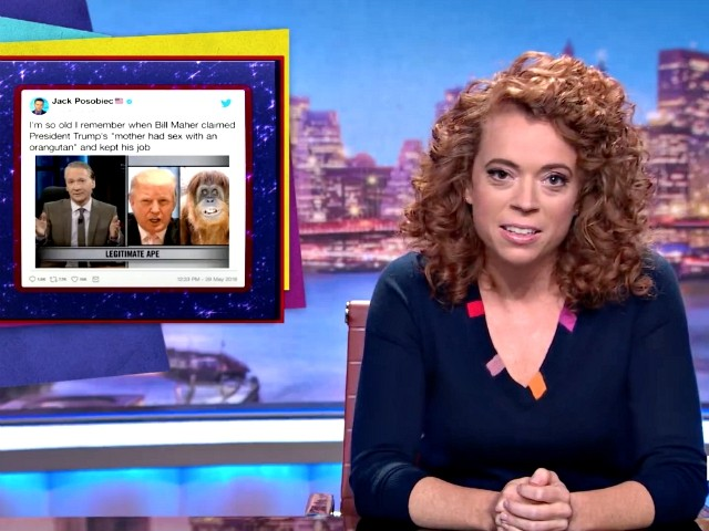 Michelle Wolf: Comparing Trump to an Ape Is 'Rude to Apes'