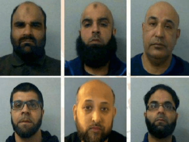 Oxford Rape Gang Which Abused Young Teenage Girls in 'Sh*g Wagon' Jailed