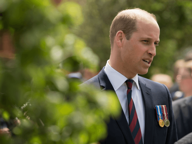 Prince William Arrives in Jordan Before Historic Israel Visit